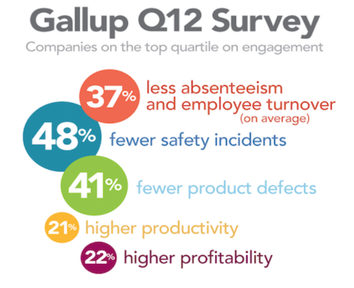 Gt Gallup Q12 Engagement Survey Healthydealer Com